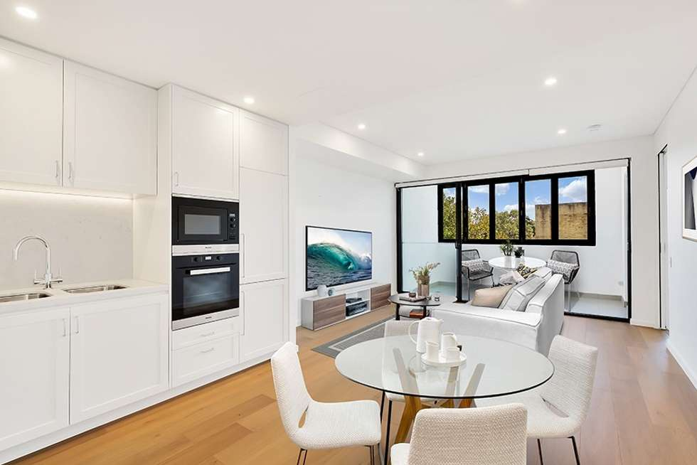 Second view of Homely apartment listing, 207/148-150 Holt Avenue, Cremorne NSW 2090