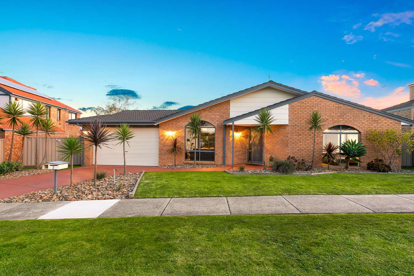 Main view of Homely house listing, 3 Eleanore Crescent, Hallam VIC 3803