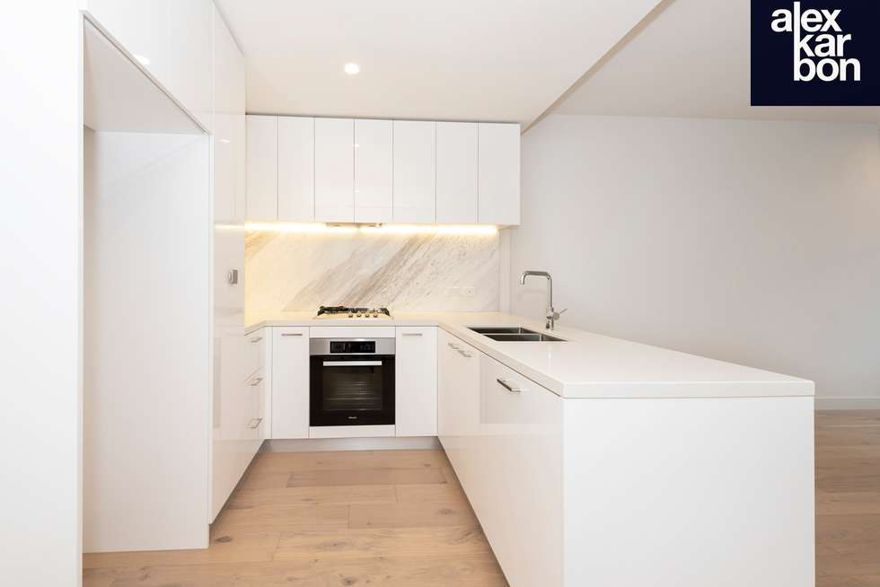 Third view of Homely apartment listing, 206/111 Canning Street, North Melbourne VIC 3051