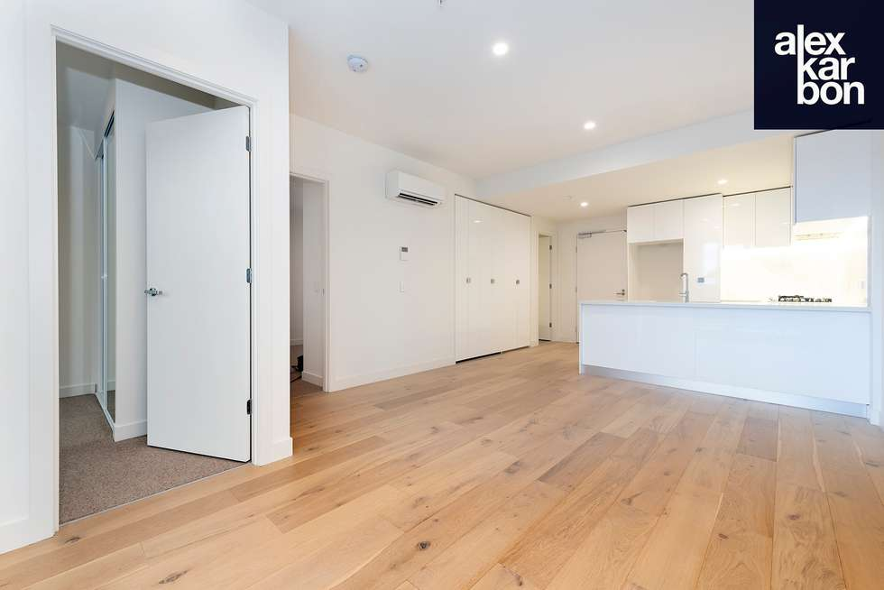 Fourth view of Homely apartment listing, 206/111 Canning Street, North Melbourne VIC 3051