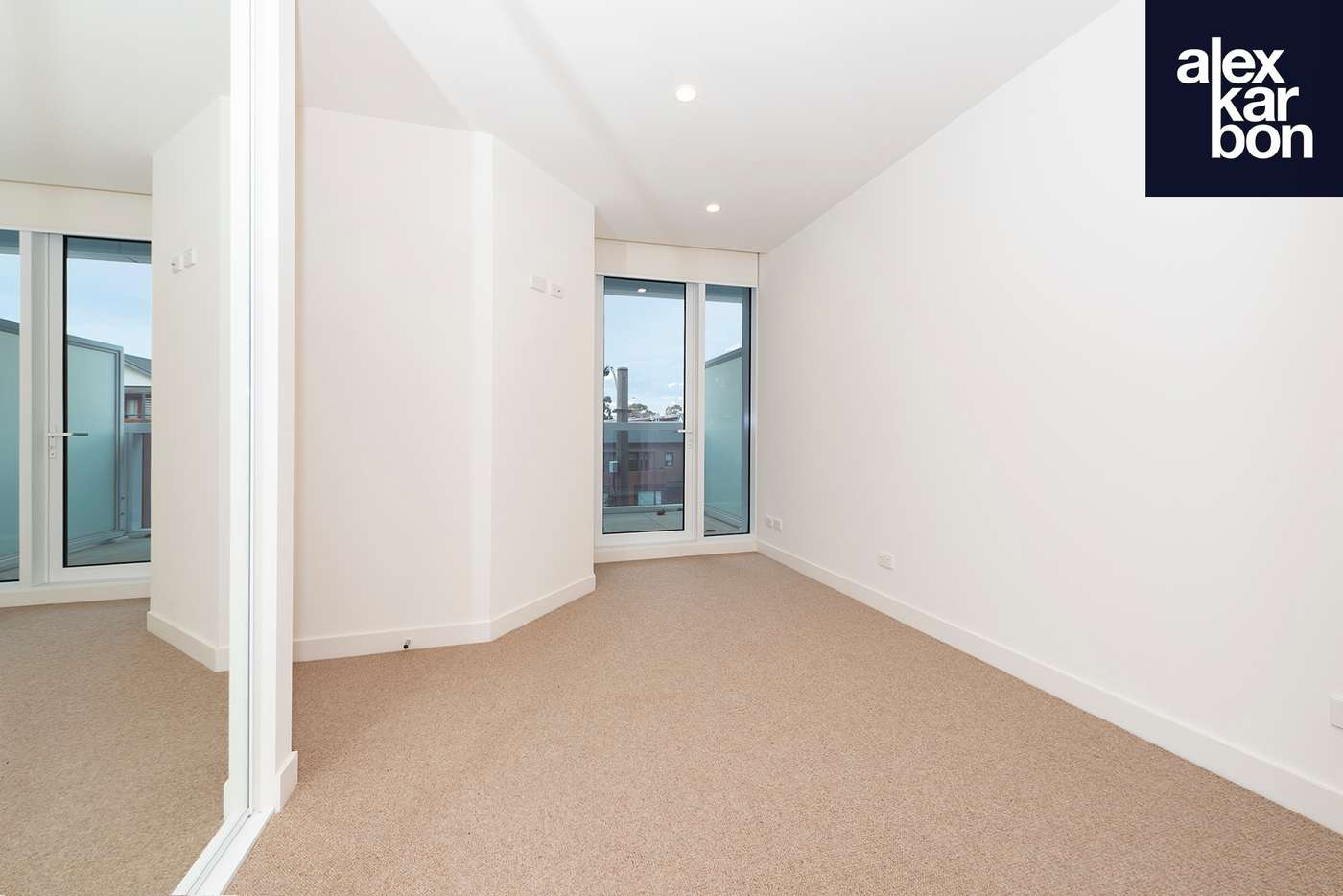 Fifth view of Homely apartment listing, 206/111 Canning Street, North Melbourne VIC 3051