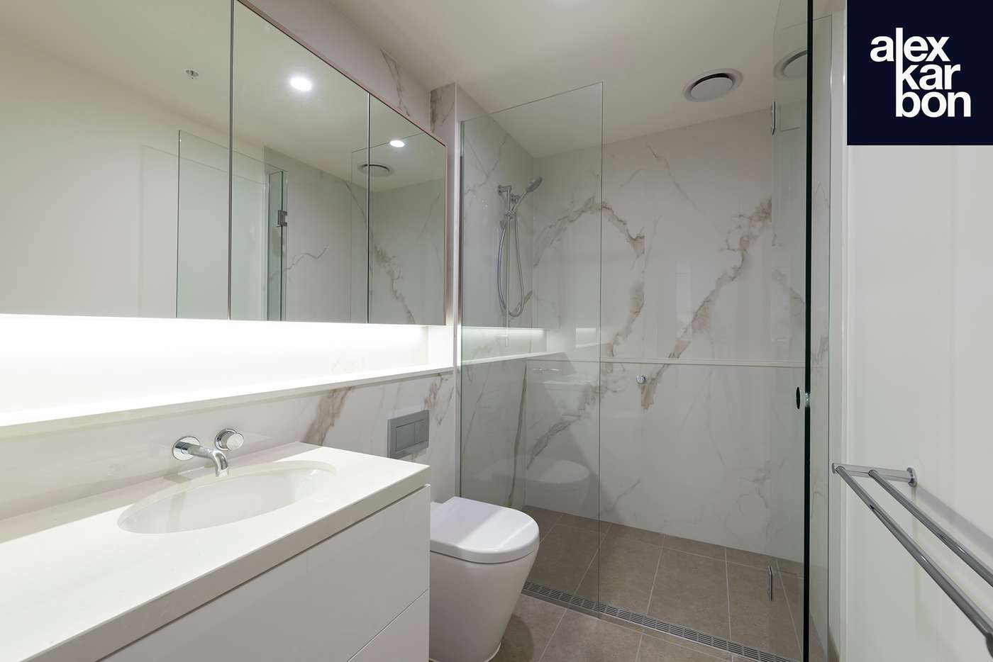 Sixth view of Homely apartment listing, 206/111 Canning Street, North Melbourne VIC 3051