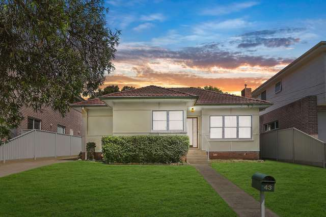 43 Morotai Road, Revesby Heights NSW 2212