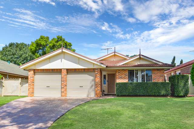 53 Ponytail Drive, Stanhope Gardens NSW 2768
