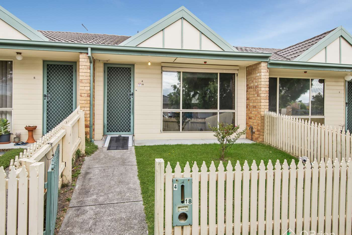 Main view of Homely unit listing, 4/18 Reservoir Road, Frankston VIC 3199