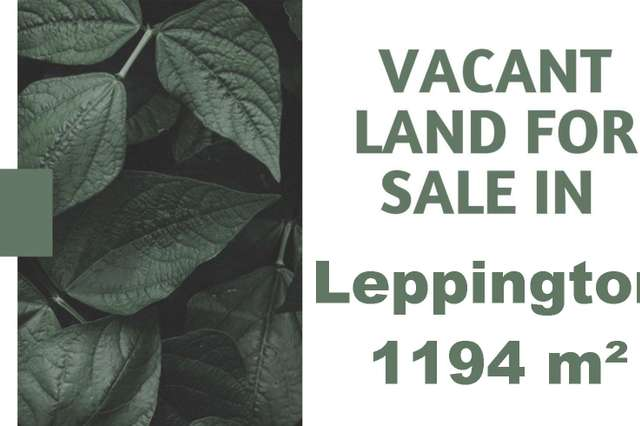 LOT 49 Camden Valley Way, Leppington NSW 2179