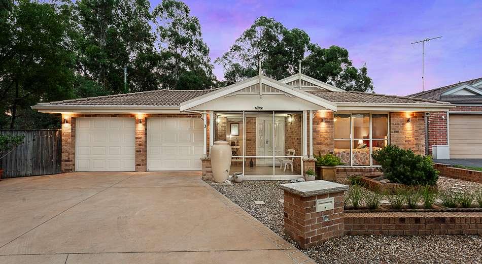 3 Harry Gilbank Way, Kellyville NSW 2155