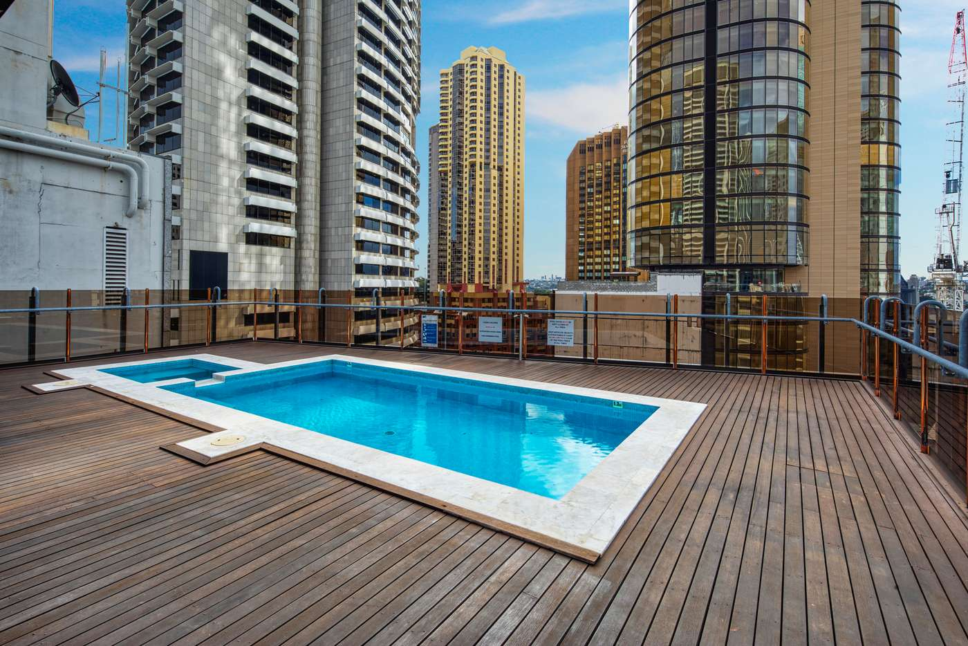 Fifth view of Homely apartment listing, 702/4 Bridge Street, Sydney NSW 2000