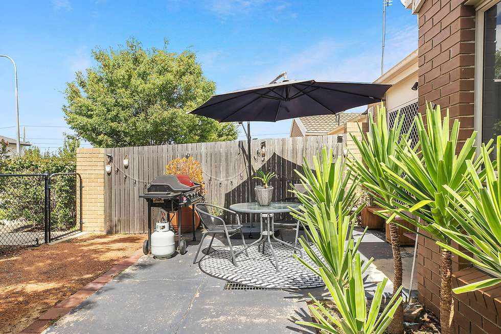 Second view of Homely townhouse listing, 4/2 Neil Currie Street, Casey ACT 2913
