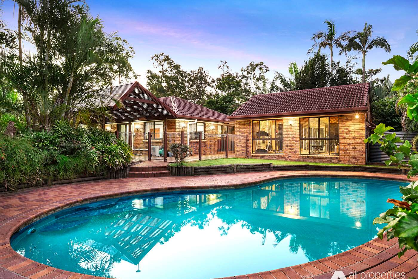 Main view of Homely acreageSemiRural listing, 512-520 Johnson Road, Forestdale QLD 4118