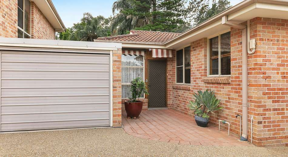 4/6 Warrawong Street, Eastwood NSW 2122