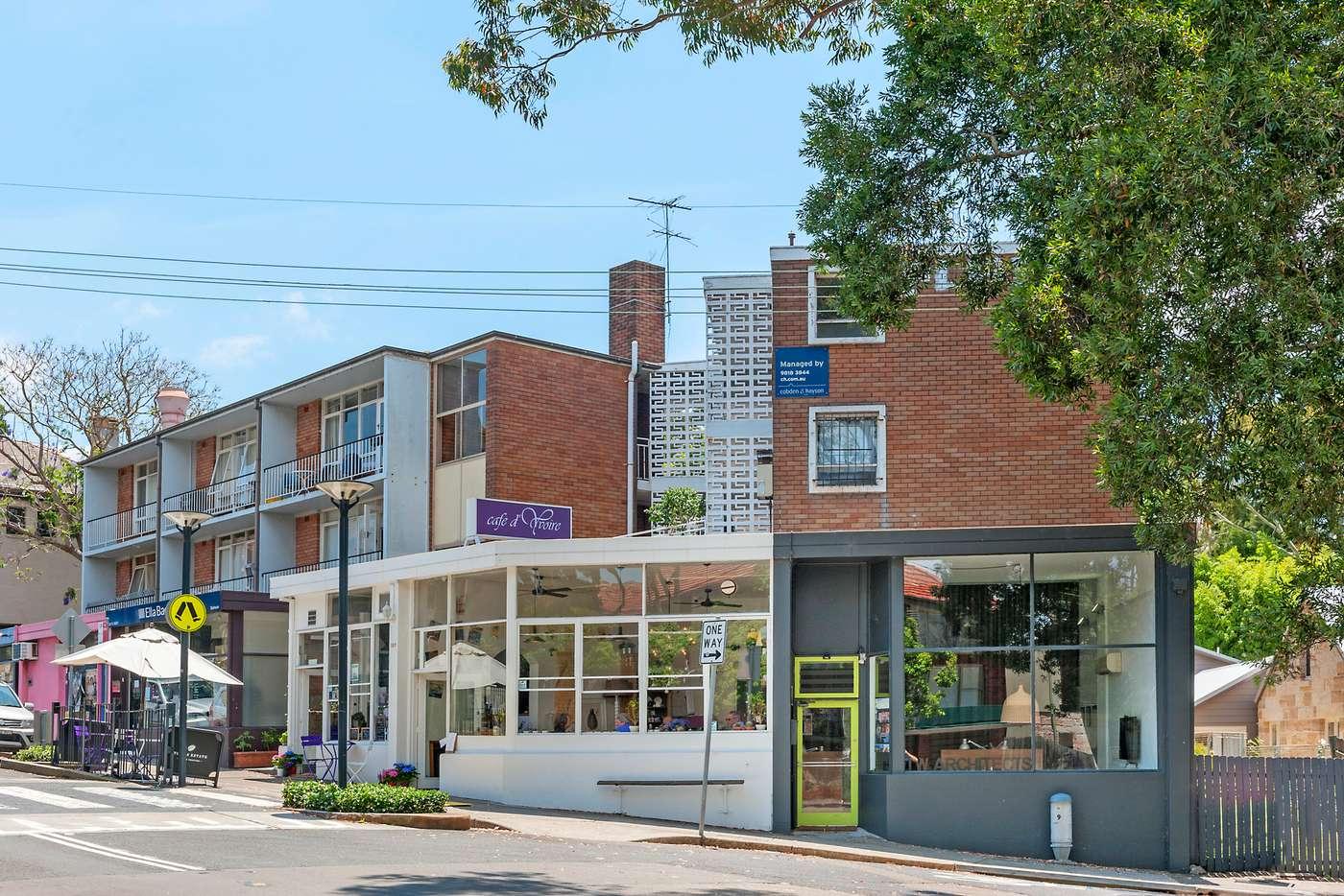 Main view of Homely studio listing, 3/189 Darling Street, Balmain NSW 2041