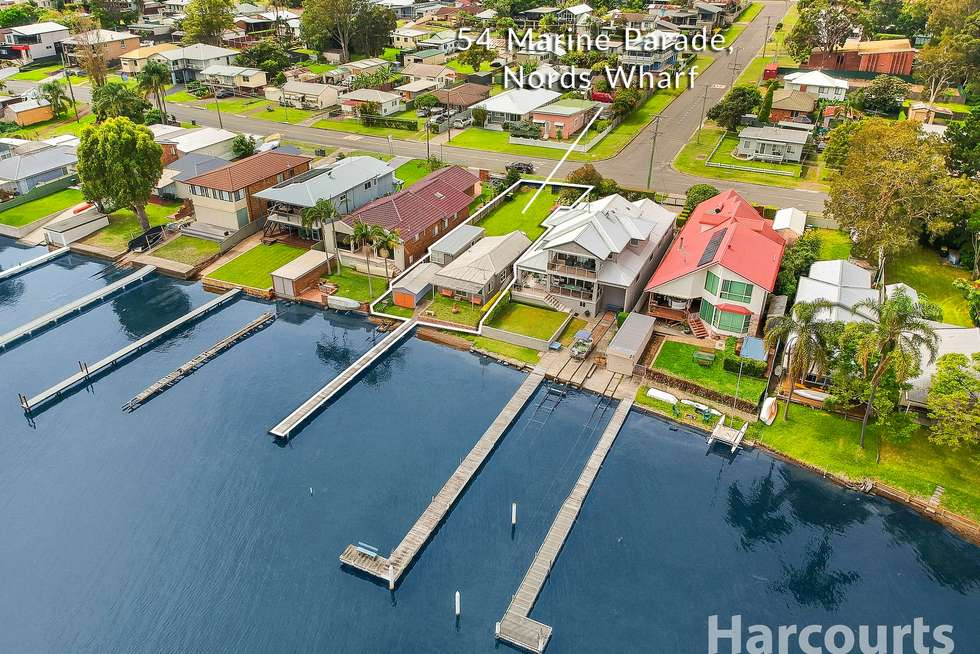 Third view of Homely house listing, 54 Marine Parade, Nords Wharf NSW 2281