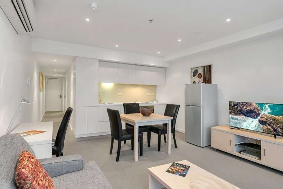 Third view of Homely apartment listing, 1502/10 Balfours Way, Adelaide SA 5000