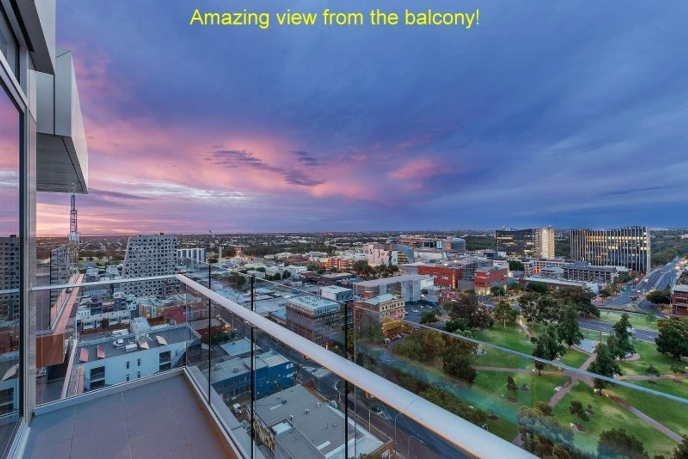 Main view of Homely apartment listing, 1502/180 Morphett Street, Adelaide SA 5000