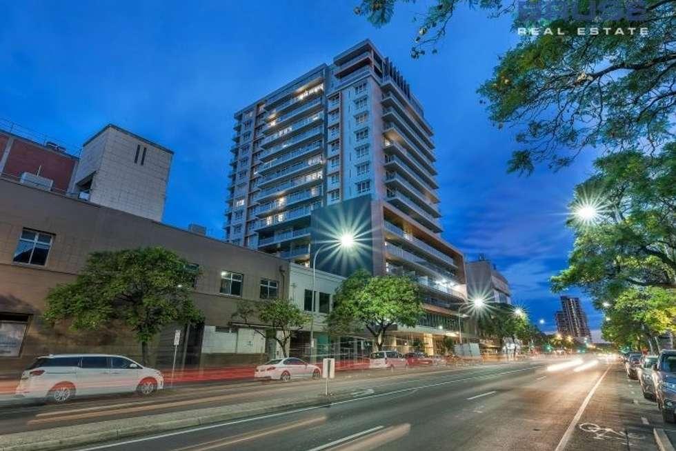 Second view of Homely apartment listing, 1502/180 Morphett Street, Adelaide SA 5000