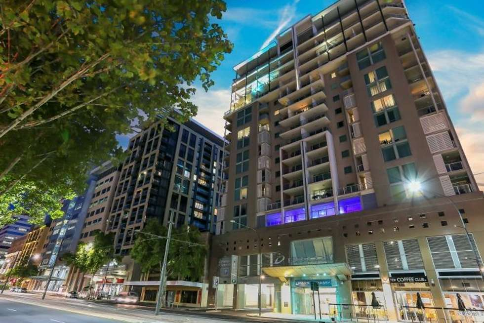 Second view of Homely apartment listing, 608/96 North Terrace, Adelaide SA 5000