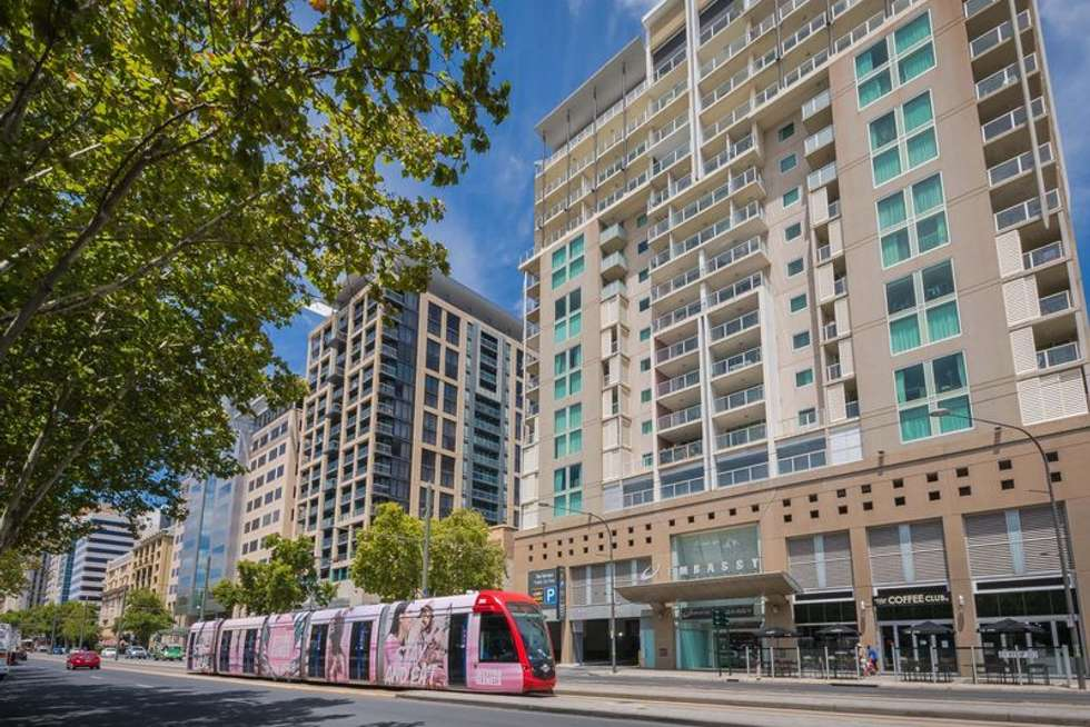 Second view of Homely apartment listing, 1115/96 North Terrace, Adelaide SA 5000