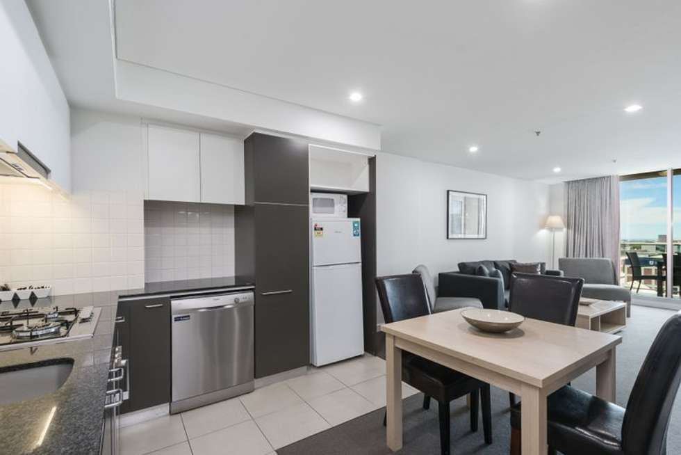 Third view of Homely apartment listing, 1115/96 North Terrace, Adelaide SA 5000