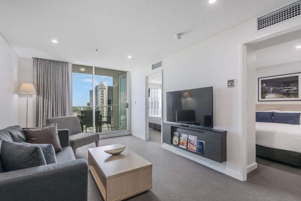 Fourth view of Homely apartment listing, 1115/96 North Terrace, Adelaide SA 5000