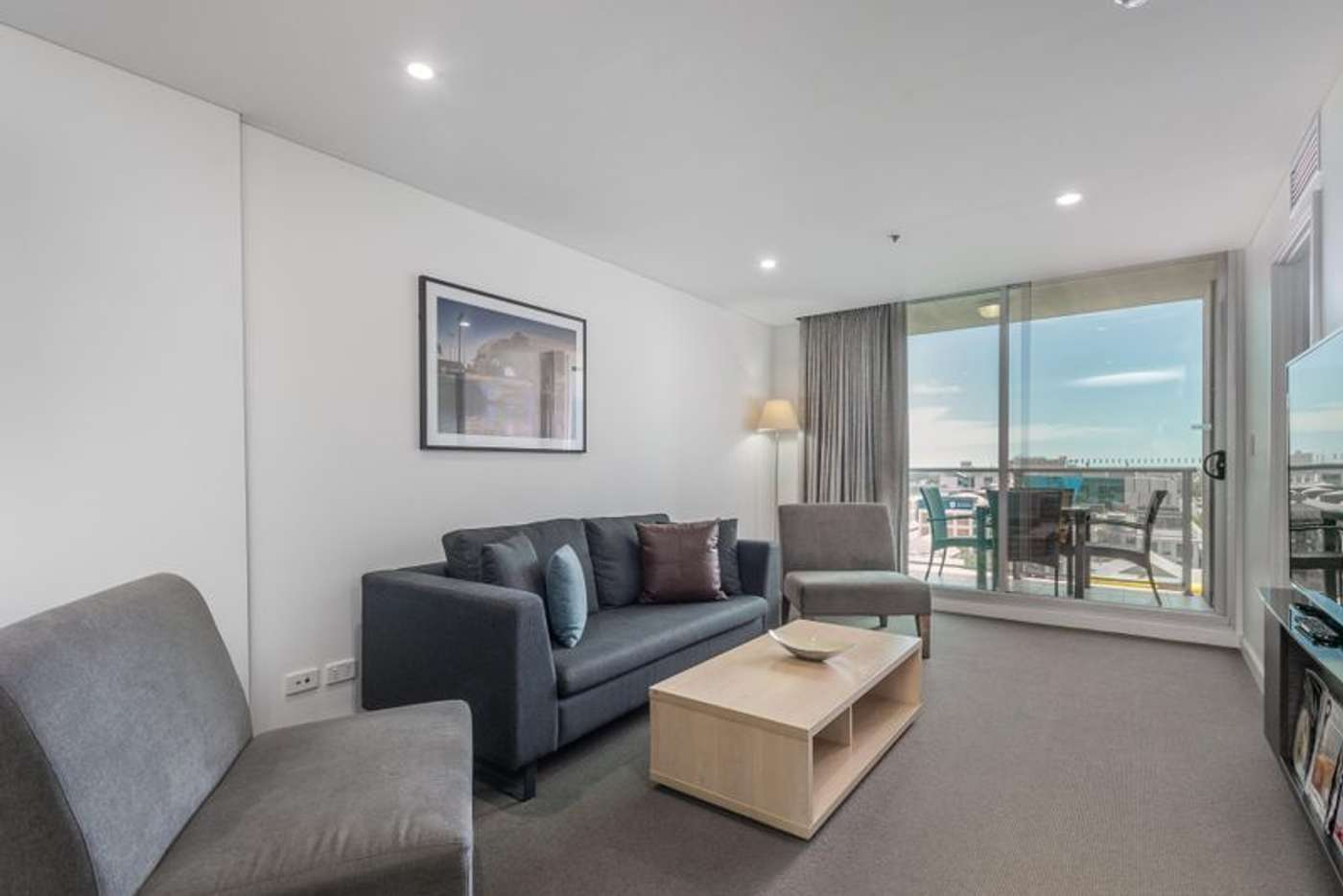 Fifth view of Homely apartment listing, 1115/96 North Terrace, Adelaide SA 5000