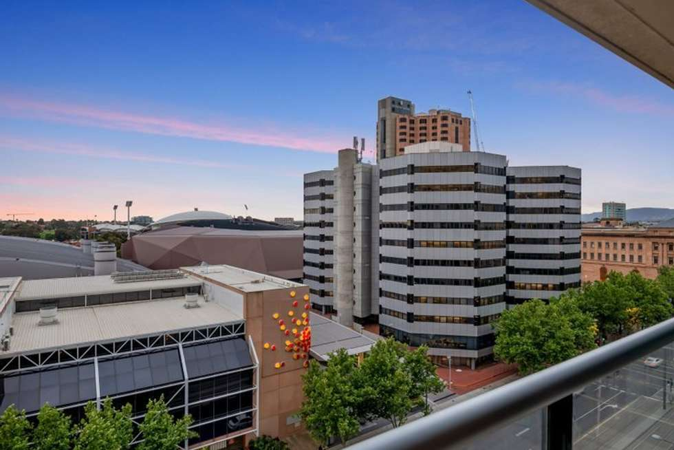 Third view of Homely apartment listing, 902/102-105 North Terrace, Adelaide SA 5000