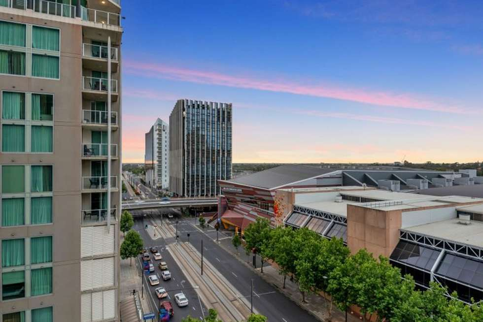 Fourth view of Homely apartment listing, 902/102-105 North Terrace, Adelaide SA 5000