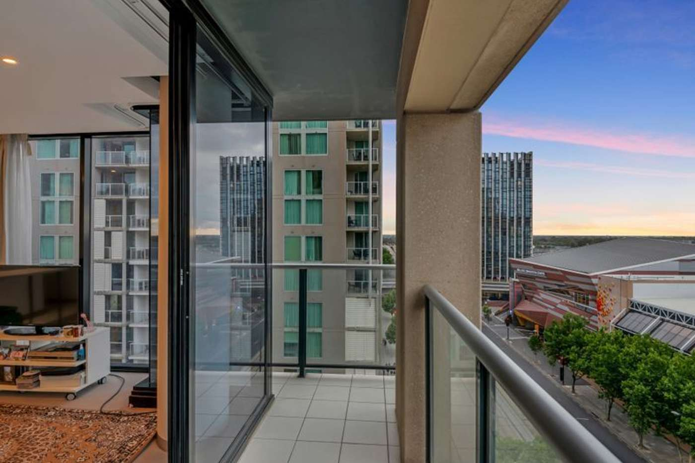 Fifth view of Homely apartment listing, 902/102-105 North Terrace, Adelaide SA 5000