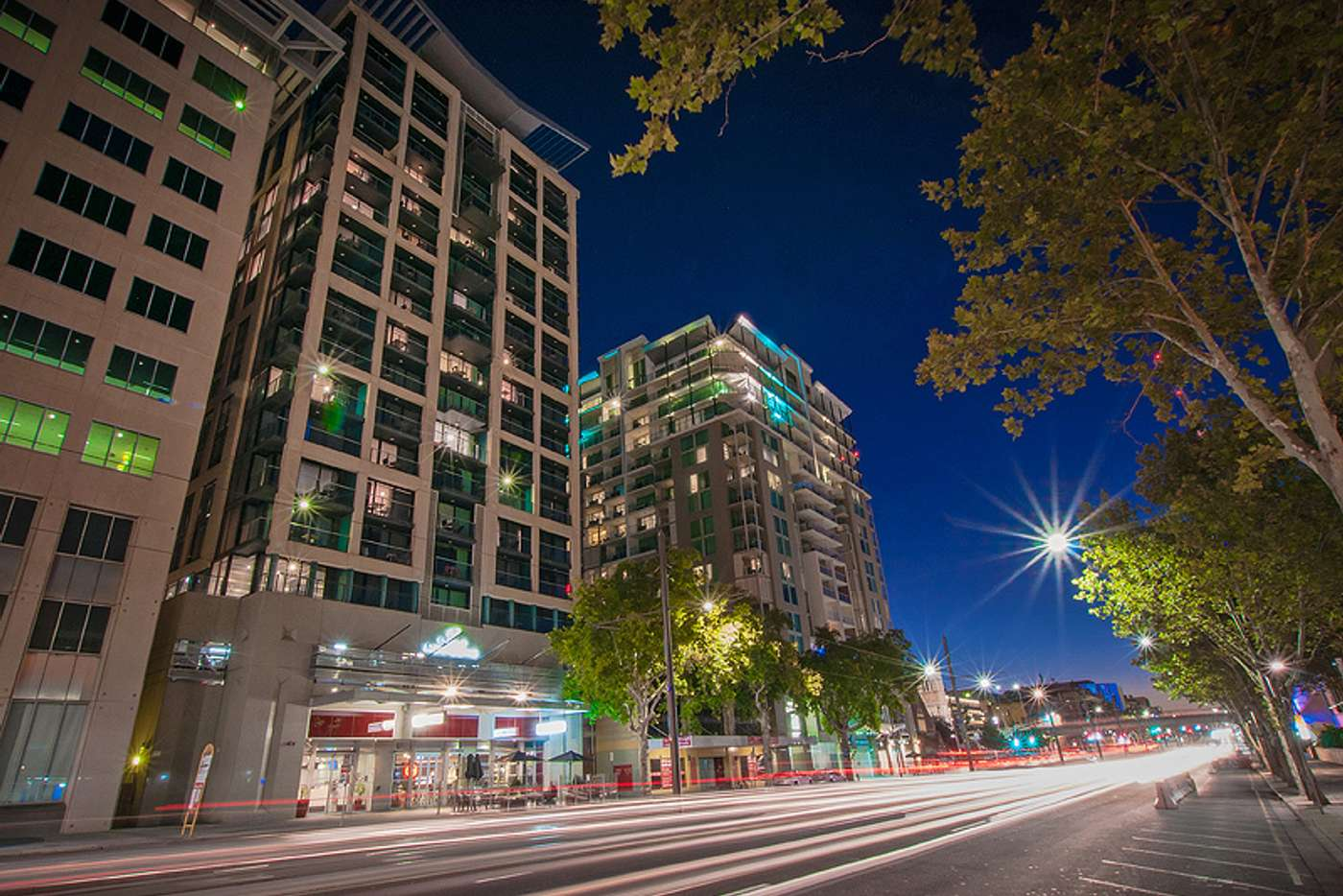 Main view of Homely apartment listing, 1511/102-105 North Terrace, Adelaide SA 5000