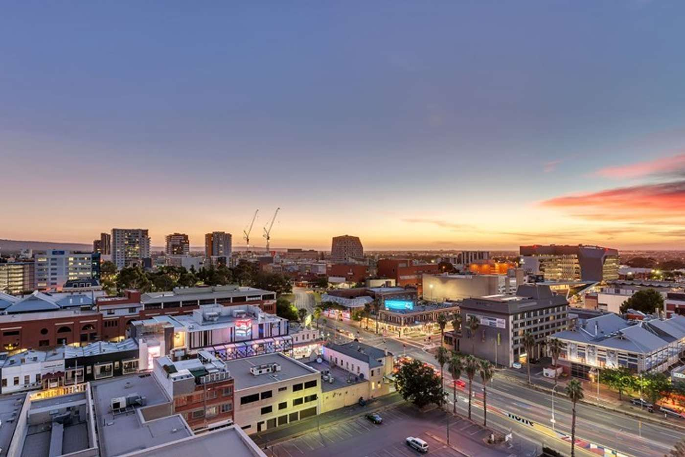 Main view of Homely apartment listing, 1509/96 North Terrace, Adelaide SA 5000