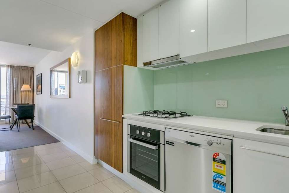 Third view of Homely apartment listing, 1509/96 North Terrace, Adelaide SA 5000
