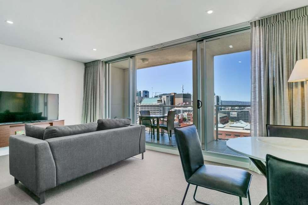 Fourth view of Homely apartment listing, 1509/96 North Terrace, Adelaide SA 5000