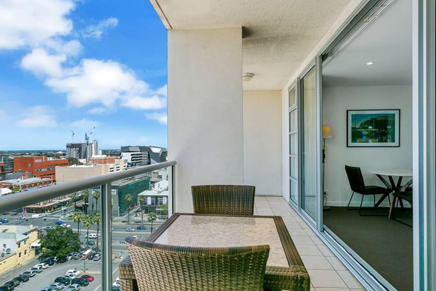 Sixth view of Homely apartment listing, 1509/96 North Terrace, Adelaide SA 5000