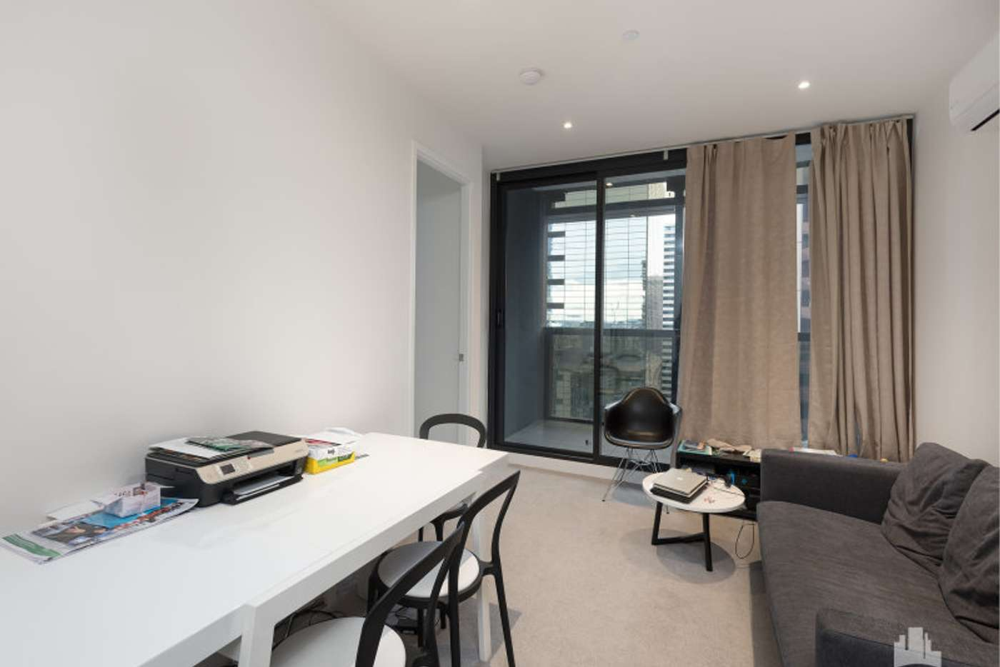 Main view of Homely apartment listing, 2110/120 A'beckett Street, Melbourne VIC 3000