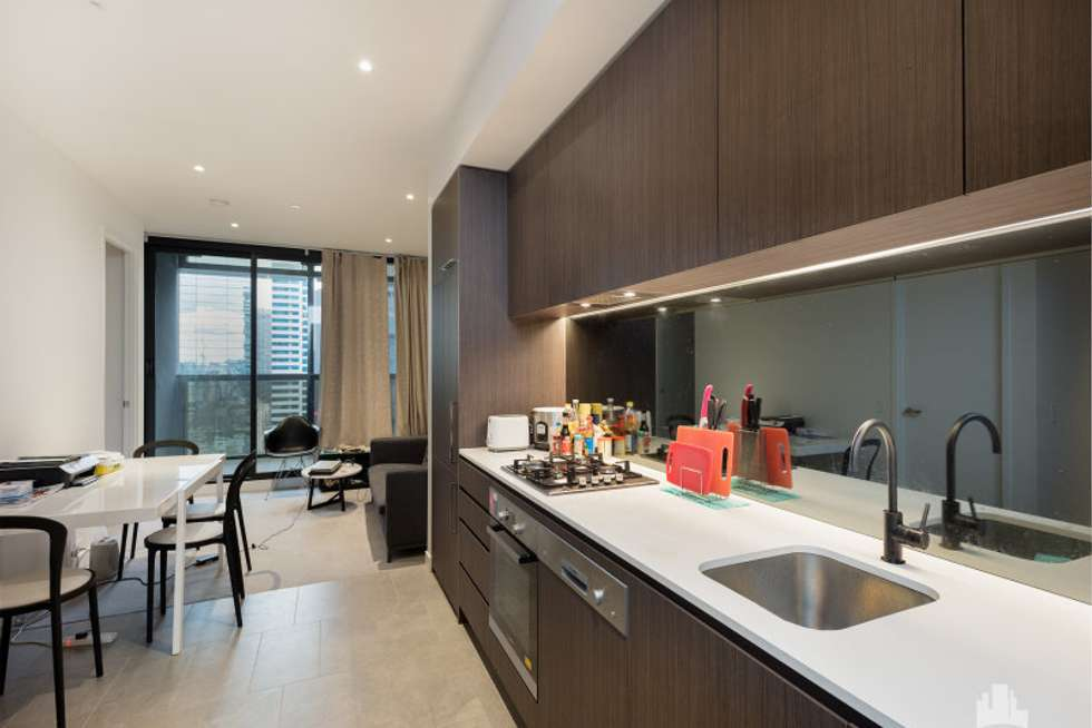 Second view of Homely apartment listing, 2110/120 A'beckett Street, Melbourne VIC 3000