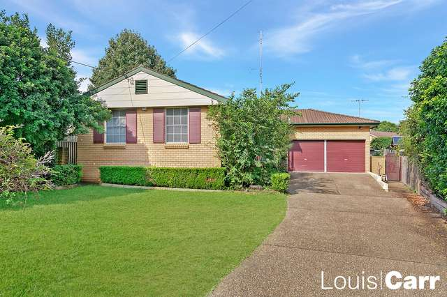 3 Rhodes Place, Kellyville NSW 2155