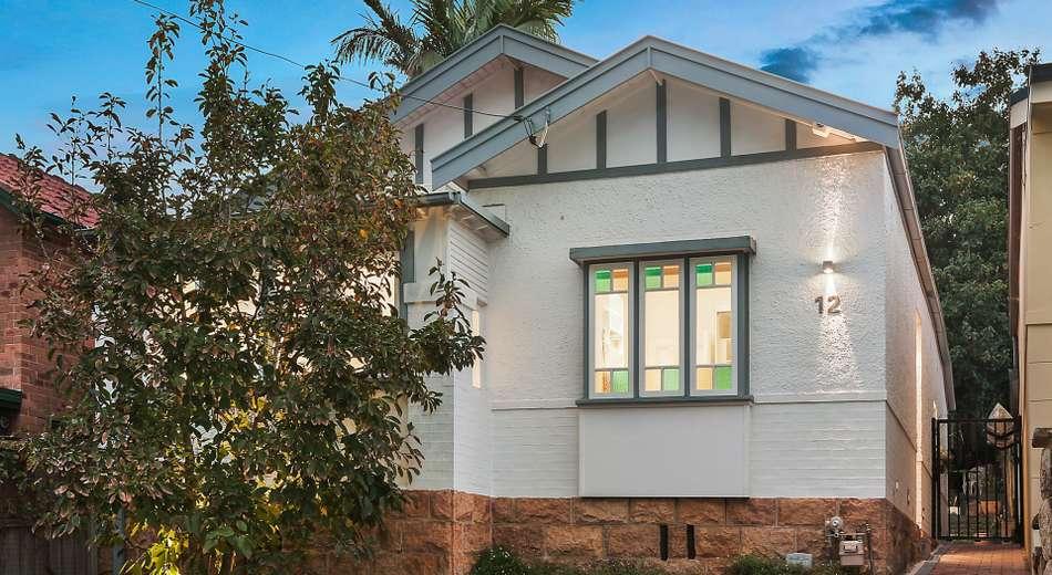 12 Waters Road, Naremburn NSW 2065