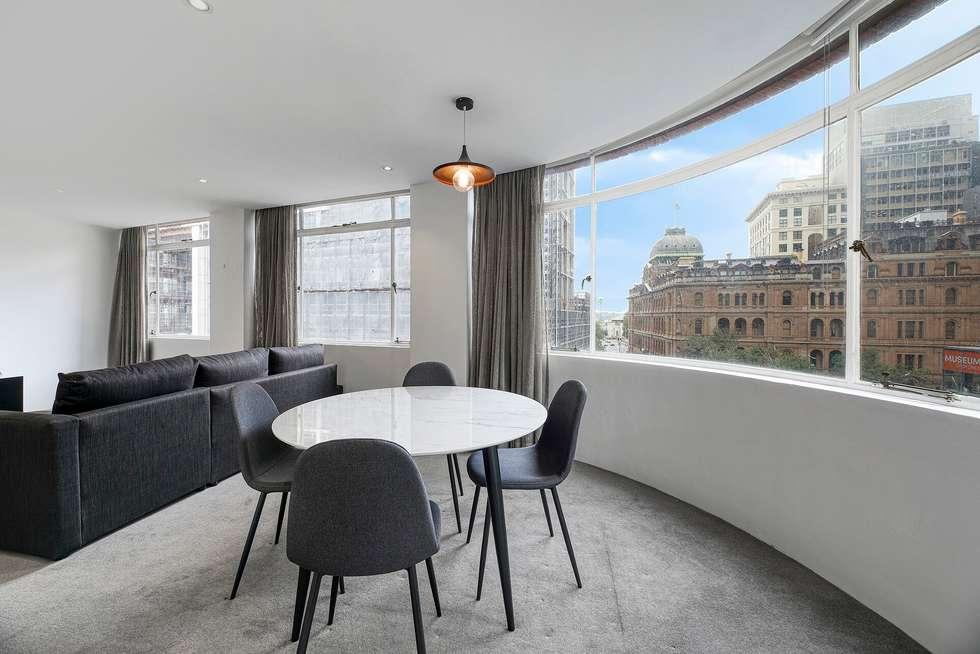 Second view of Homely apartment listing, 21/44 Bridge Street, Sydney NSW 2000