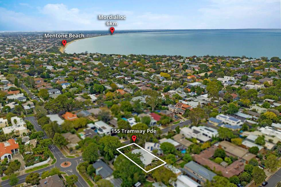 Fourth view of Homely house listing, 155 Tramway Parade, Beaumaris VIC 3193