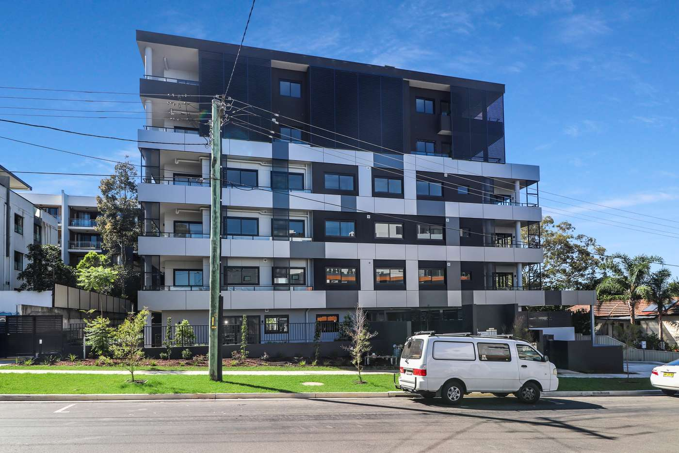 Main view of Homely apartment listing, 3-7 Wallace Street, Blacktown NSW 2148