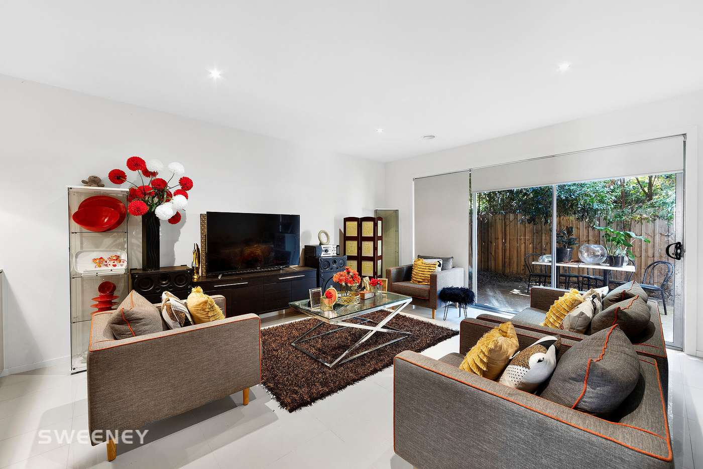 Main view of Homely townhouse listing, 12 Florence Place, Sunshine West VIC 3020