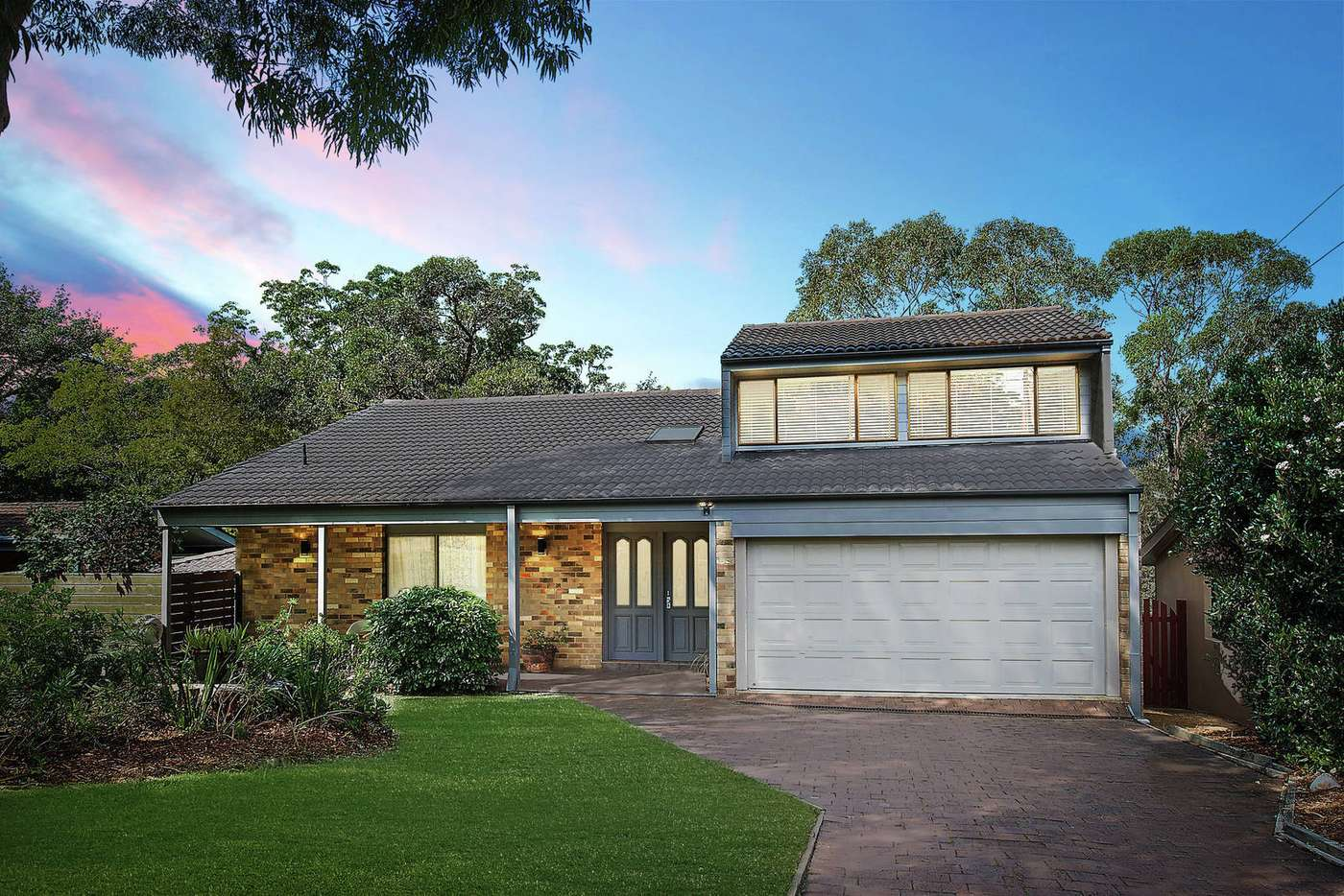 Main view of Homely house listing, 18 Russell Crescent, Westleigh NSW 2120