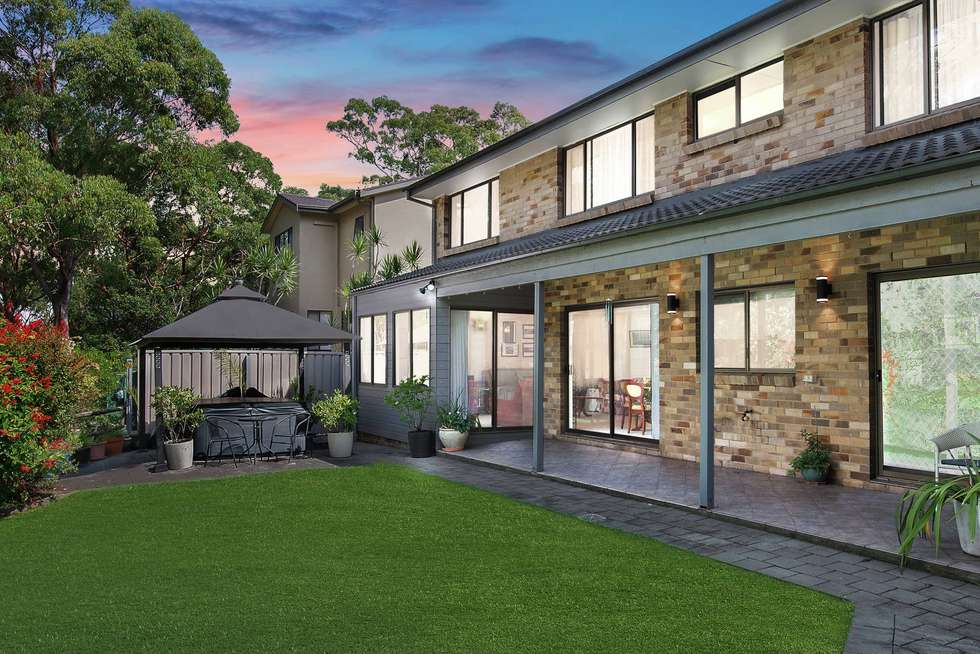 Second view of Homely house listing, 18 Russell Crescent, Westleigh NSW 2120