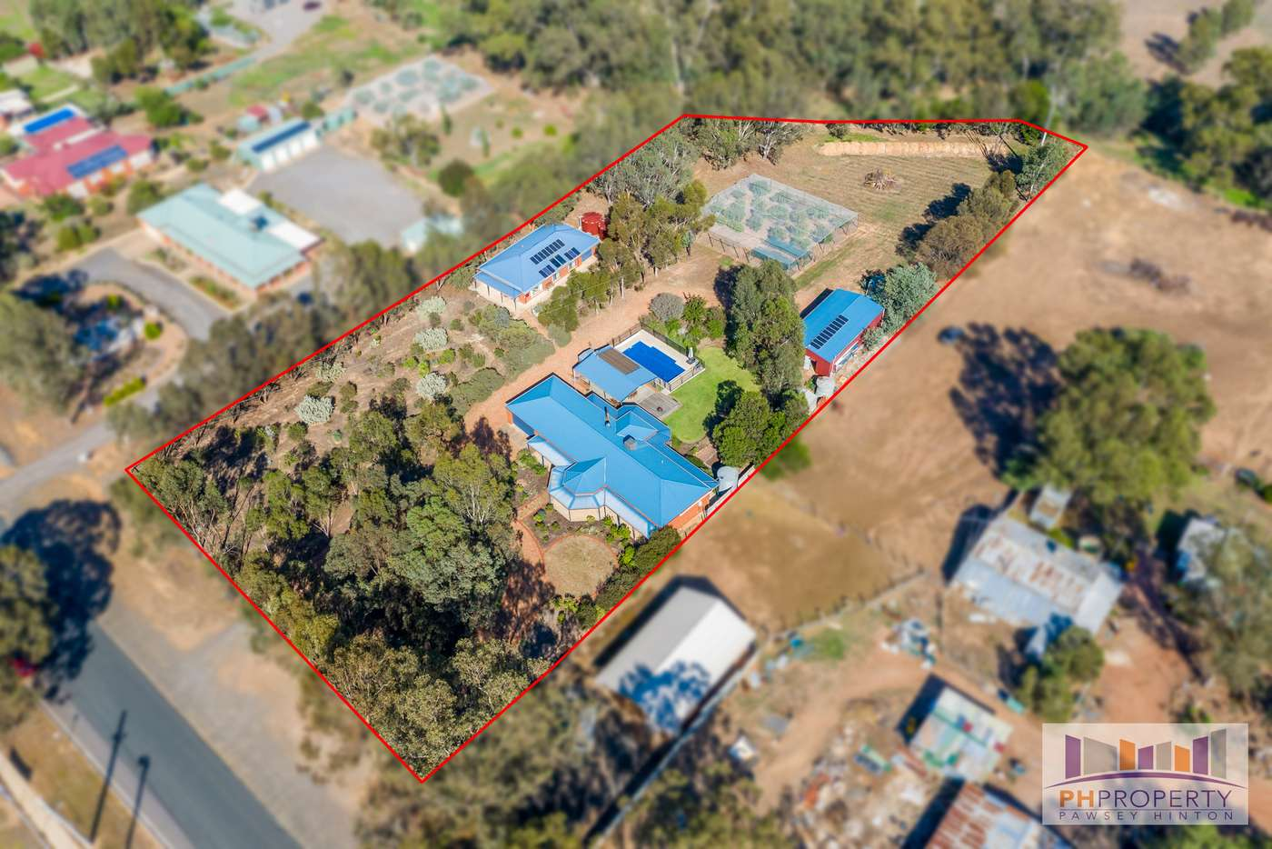 Main view of Homely residentialLand listing, 14 Beckhams Road, Maiden Gully VIC 3551
