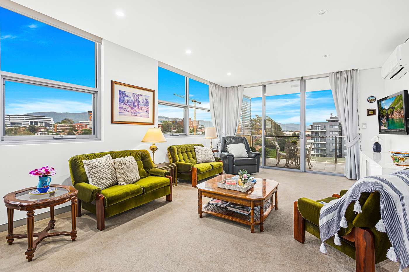 Main view of Homely apartment listing, 52/22 Gladstone Avenue, Wollongong NSW 2500
