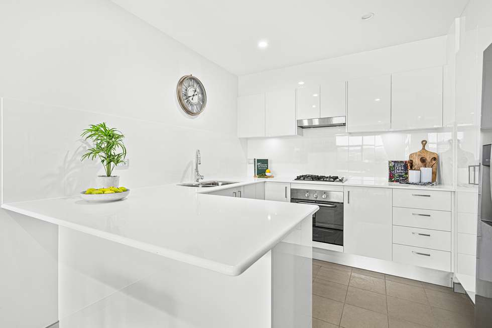Second view of Homely apartment listing, 52/22 Gladstone Avenue, Wollongong NSW 2500