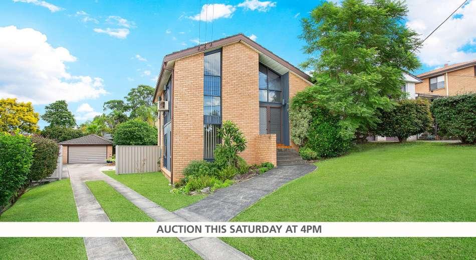 6 Wirralie Avenue, Baulkham Hills NSW 2153