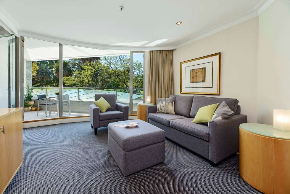 Second view of Homely apartment listing, 413/61 Macquarie Street, Sydney NSW 2000