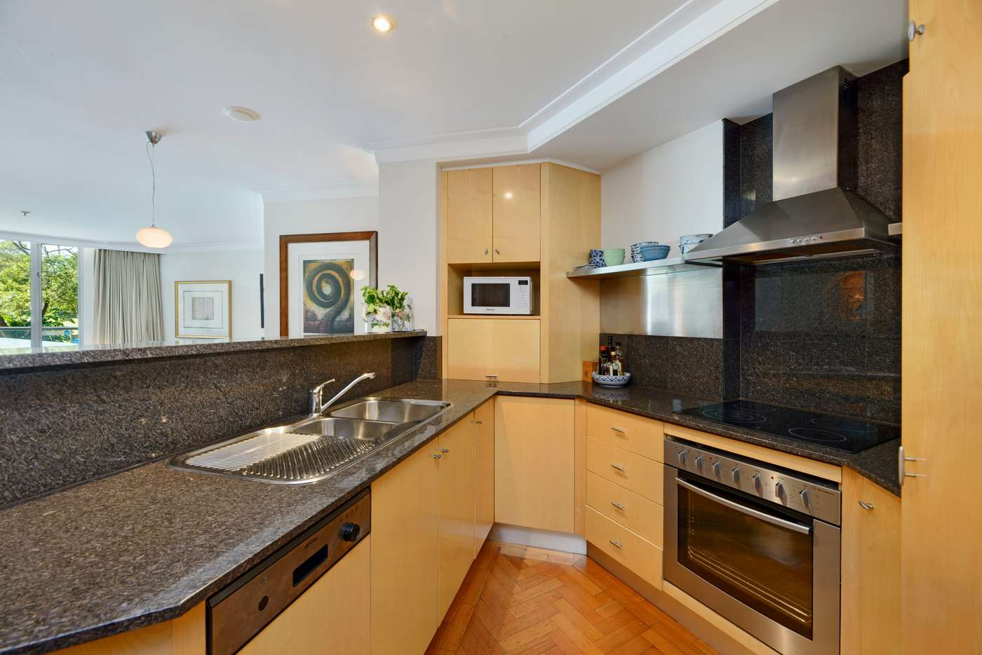 Fifth view of Homely apartment listing, 413/61 Macquarie Street, Sydney NSW 2000