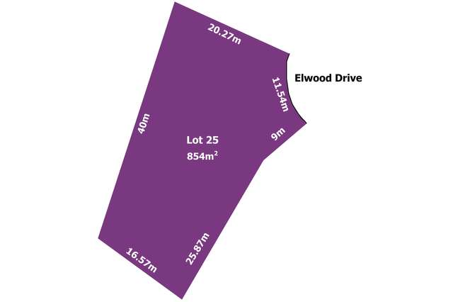 LOT 25 Elwood Drive, Strathdale VIC 3550